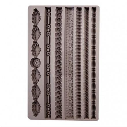 Καλούπι Σιλικόνης 19.2x12cm, Trimmings