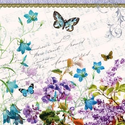 Χαρτοπετσέτα για Decoupage, Romantic Pure / 13308305