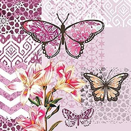 Χαρτοπετσέτα για Decoupage, Garden of Joy / 13309850