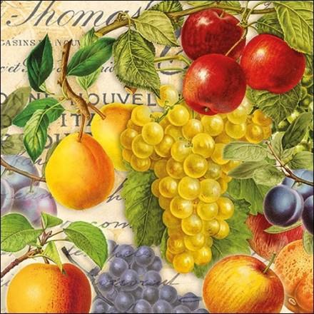 Χαρτοπετσέτα για Decoupage, Autumn Fruit / 13314480