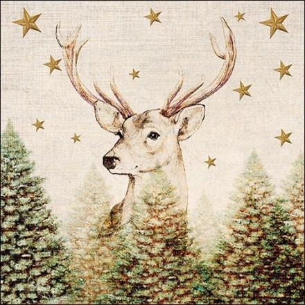 Χριστουγιεννιάτικη Χαρτοπετσέτα για Decoupage, Ulvar / 33314760