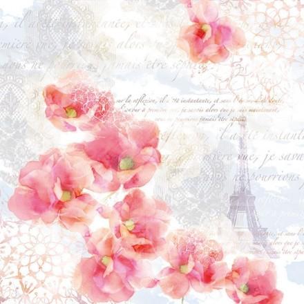 Χαρτοπετσέτα για Decoupage, Tinted Dreams