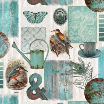 Χαρτοπετσέτα για Decoupage, Industrial Design / 13309750