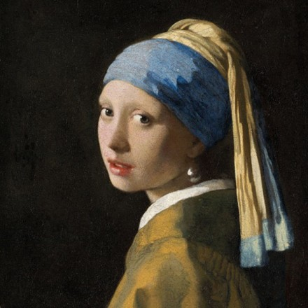 Χαρτοπετσέτα για Decoupage, Girl With The Pearl Earring / 13311590