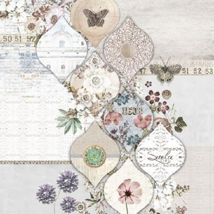 Χαρτοπετσέτα για Decoupage, Josephine / 13313215