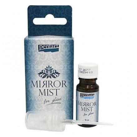 Εφέ Καθρέπτη (Mirror Mist) Για Γυάλινες Επιφάνειες 10ml Pentart