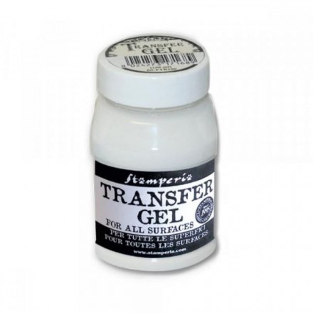 Transfer Gel (Gel Μεταφοράς Εικόνας) Stamperia 100ml / DCFTR100