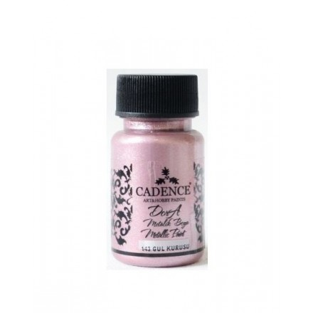 Dora metallic Cadence 50 ml, Dried Rose / DM143