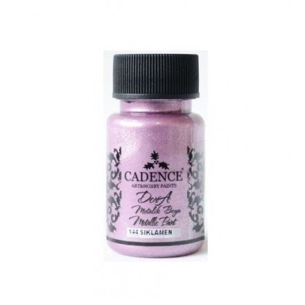 Dora metallic Cadence 50 ml, Cyclamen / DM144