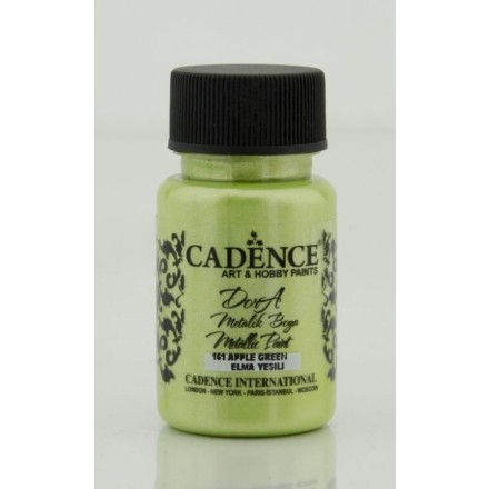 Dora metallic Cadence 50 ml, Apple Green / DM161