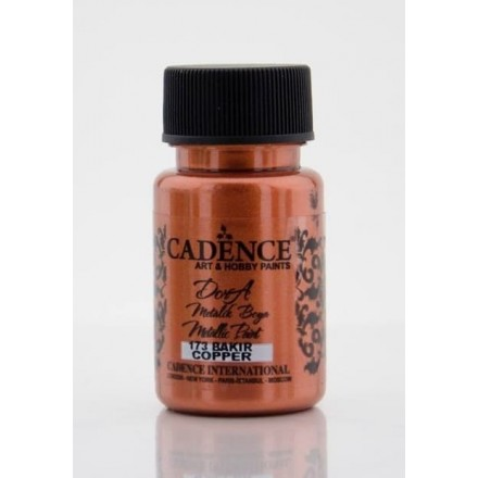 Dora metallic Cadence 50 ml, Copper / DM173