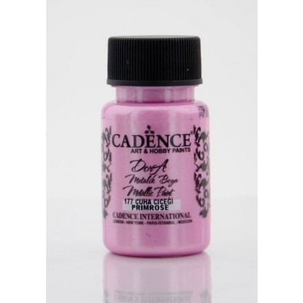 Dora metallic Cadence 50 ml, Primrose / DM177