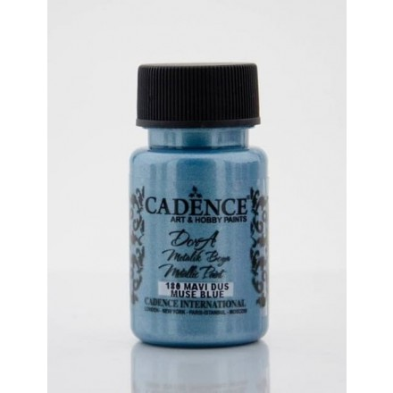 Dora metallic Cadence 50 ml, Muse Blue / DM180