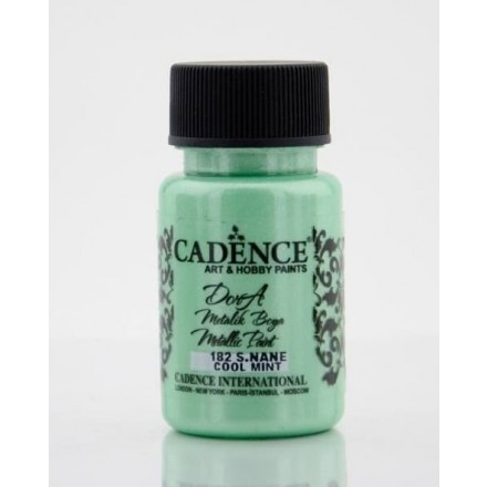 Dora metallic Cadence 50 ml, Cool Mint / DM182