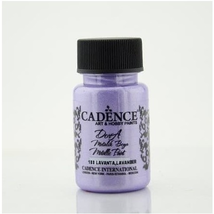 Dora metallic Cadence 50 ml, Lavander / DM188