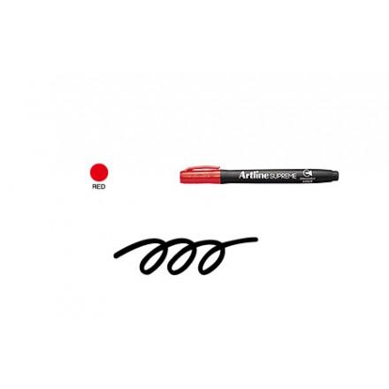 Ανεξίτηλοι Μαρκαδόροι Artline Supreme EPF-700 (1.0mm, Red)