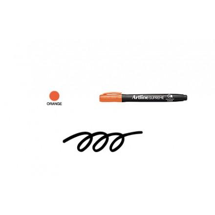 Ανεξίτηλοι Μαρκαδόροι Artline Supreme EPF-700 (1.0mm, Orange)