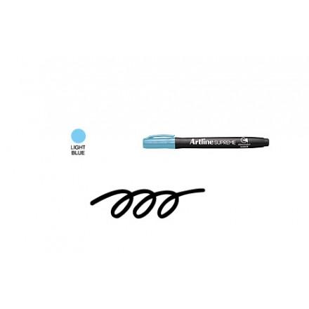 Ανεξίτηλοι Μαρκαδόροι Artline Supreme EPF-700 (1.0mm, Light Blue)