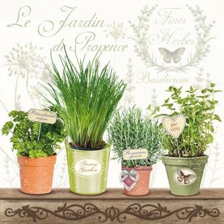 Χαρτοπετσέτα για Decoupage, Le Jardin De Provence / 13309790