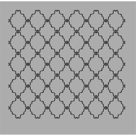 Στένσιλ (Stencil) Decostar 50x50cm / HD015