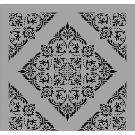Στένσιλ (Stencil) Decostar 50x50cm / HD058