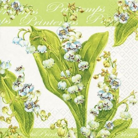Χαρτοπετσέτα για Decoupage, Painted Lily / 211343
