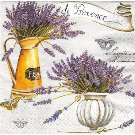 Χαρτοπετσέτα για Decoupage, Provence / 211602