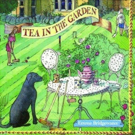 Χαρτοπετσέτα για Decoupage, Tea in the Garden / L549800