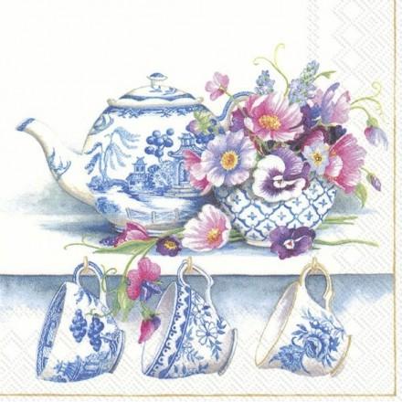 Χαρτοπετσέτα για Decoupage, FINE BONE CHINA / L-814400