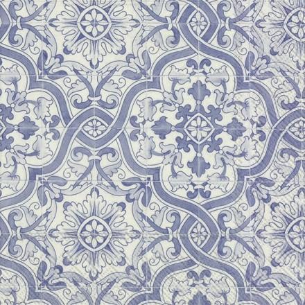 Χαρτοπετσέτα για Decoupage, GIULIA blue / L-892440