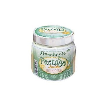 Gel Paste Lucida Stamperia 150ml