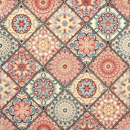 Χαρτοπετσέτα για Decoupage, Mandala Boho Chic Style / SDOG-046601