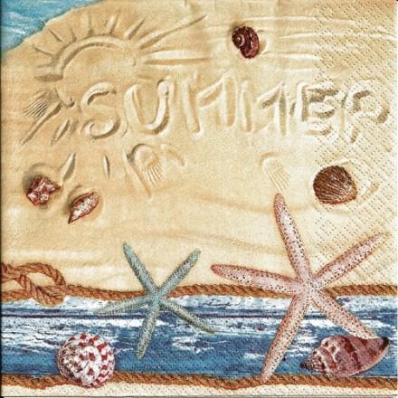 Χαρτοπετσέτα για Decoupage, Summer Beach / SLOG-025901