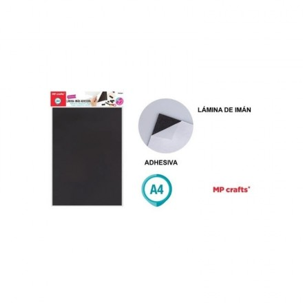 MP PM094 Μαγνήτης σε Φύλλο Αυτοκόλλητος A4