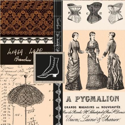 Χαρτοπετσέτα για Decoupage, Pygmalion / NV-75107