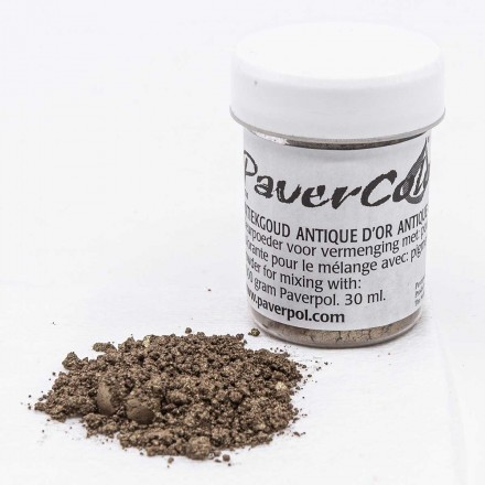 Pavercolor Antique Gold 30ml
