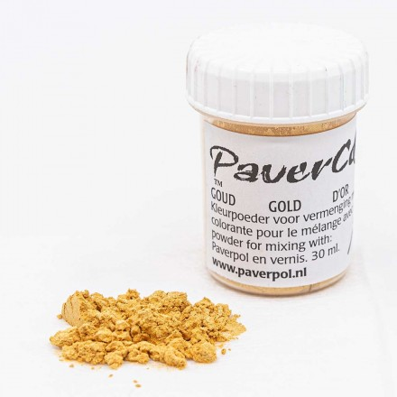 Pavercolor Gold 30ml