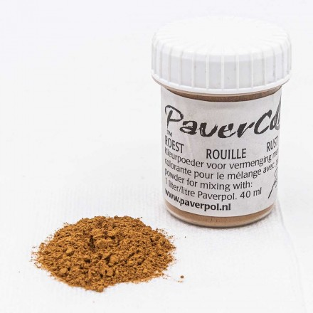 Pavercolor Rust 40ml