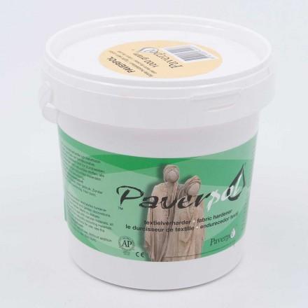 Σκληρυντικό Υφασμάτων Paverpol (Χρώμα Δέρματος) 1000γρ.