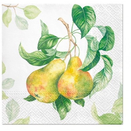 Χαρτοπετσέτα για Decoupage, Garden Pear / SDL124900