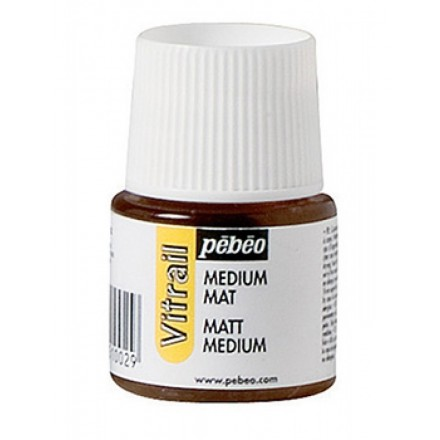 Vitrail Matt Medium (Pebeo) 45ml