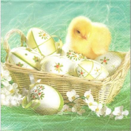 Χαρτοπετσέτα για Decoupage, Beautiful Easter / PD-21240