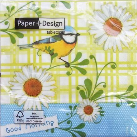 Χαρτοπετσέτα για Decoupage, Spring Morning / PD-21516