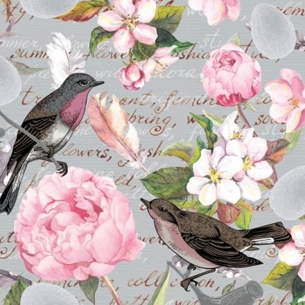 Χαρτοπετσέτα για Decoupage, Birds of a feather / 191699