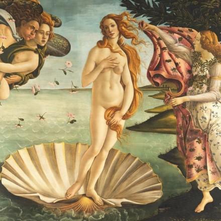 Χαρτοπετσέτα για Decoupage, Birth of Venus / 1333495