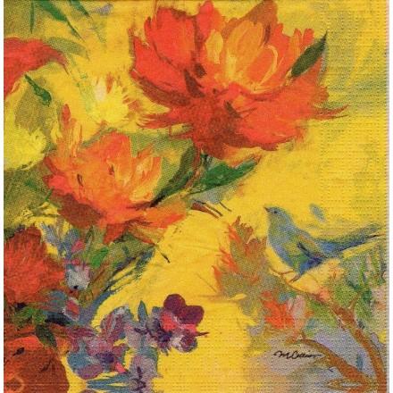 Χαρτοπετσέτα για Decoupage, Marta Collins: Giverny / 333-1005