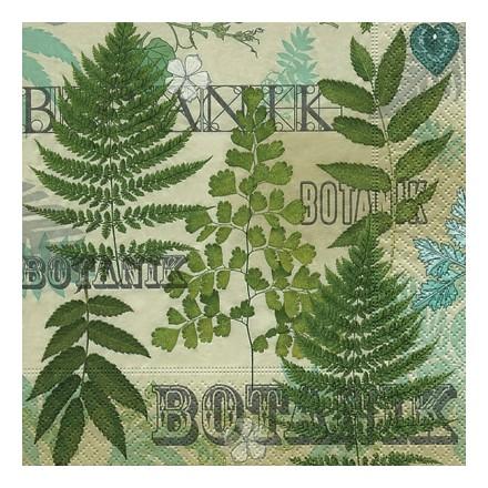 Χαρτοπετσέτα για Decoupage, Botanic Garden / PD-200096