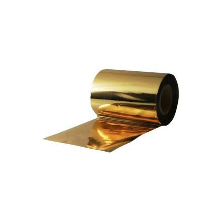 Φύλλο ρολό Χρυσού (10cm x 1m)
