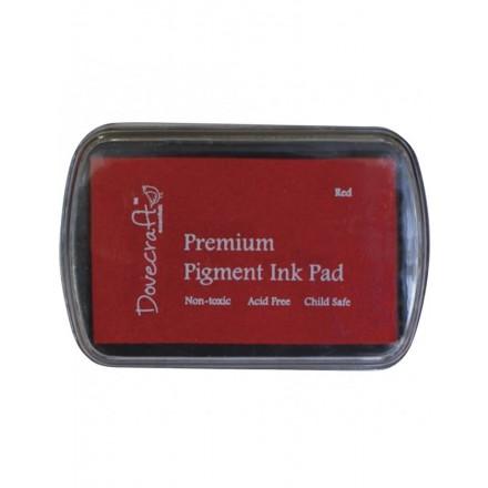 Ταμπόν (Μελάνι) για σφραγίδες 7.5x5cm DoveCraft, Red / RA28990287