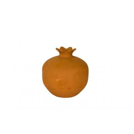 Χειροποίητο Κεραμικό Ρόδι 9cm